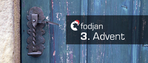 3. Advent - fodjan Stallgefluester