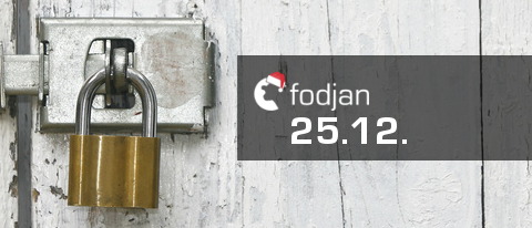 25.12. fodjan Adventskalender