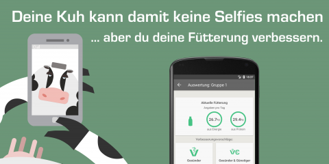 fodjan App für mobiles Futtermanagement